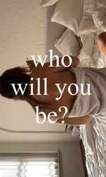 Who Will You Be?en streaming