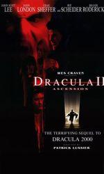 Dracula II: Ascensionen streaming