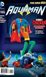 Robot Chicken DC Comics Special III: Magical Friendshipen streaming