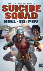 Suicide Squad : Hell to Payen streaming