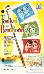 Festival en Benidormen streaming