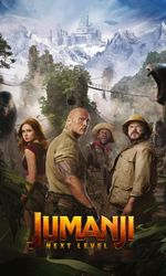 Jumanji: Next Levelen streaming
