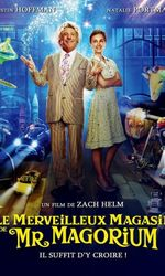 Le Merveilleux Magasin de Mr. Magoriumen streaming
