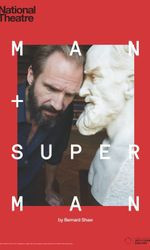 National Theatre Live: Man and Supermanen streaming