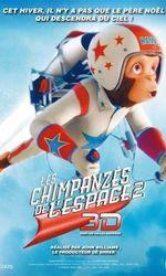 Les chimpanzés de l'espace 2en streaming