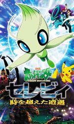 Pokémon 4Ever : Célébi, la voix de la forêten streaming
