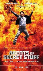 Agents of Secret Stuffen streaming