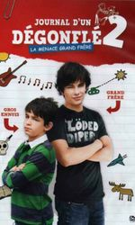 Journal d'un dégonflé 2 : La menace grand frèreen streaming