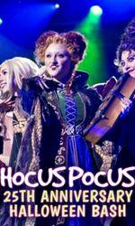 Hocus Pocus 25th Anniversary Halloween Bashen streaming