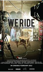 We Ride: The Story of Snowboardingen streaming