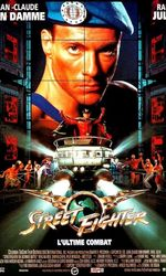 Street Fighter : L'Ultime combaten streaming
