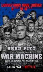 War Machineen streaming