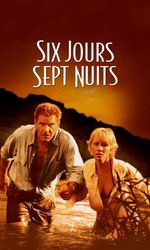 Six jours sept nuitsen streaming
