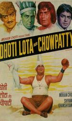 Dhoti Lota Aur Chowpattyen streaming