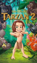 Tarzan 2 : L'enfance d'un hérosen streaming