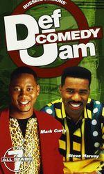 Def Comedy Jam, Vol. 7en streaming