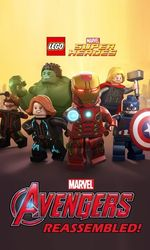 LEGO Marvel Super Heroes: Avengers Reassembled!en streaming