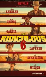 The Ridiculous 6en streaming