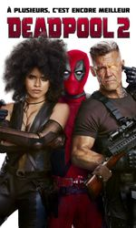 Deadpool 2en streaming