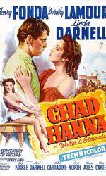 Chad Hannaen streaming