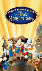 Mickey, Donald, Dingo: Les trois mousquetairesen streaming