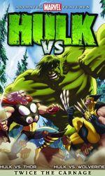 Hulk vs. Thor et Wolverineen streaming