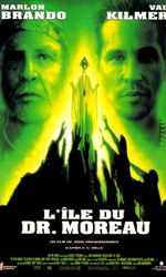 L'île du Dr. Moreauen streaming