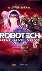 Robotech: Love Live Aliveen streaming