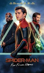 Spider-Man : Far from Homeen streaming