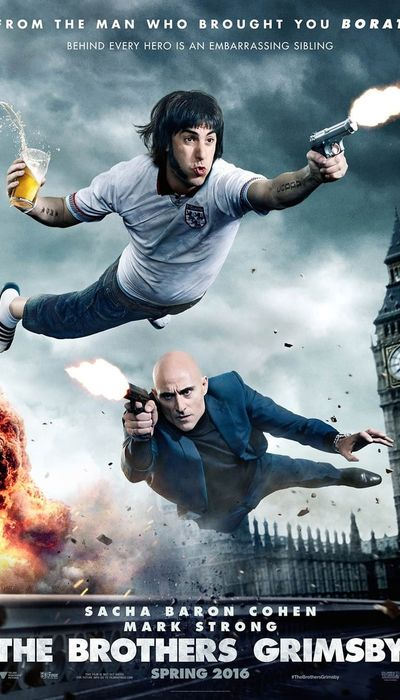 Grimsby movie