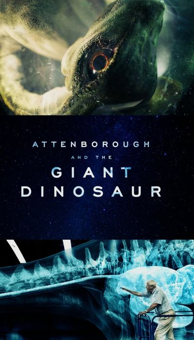 Attenborough and the Giant Dinosaur movie