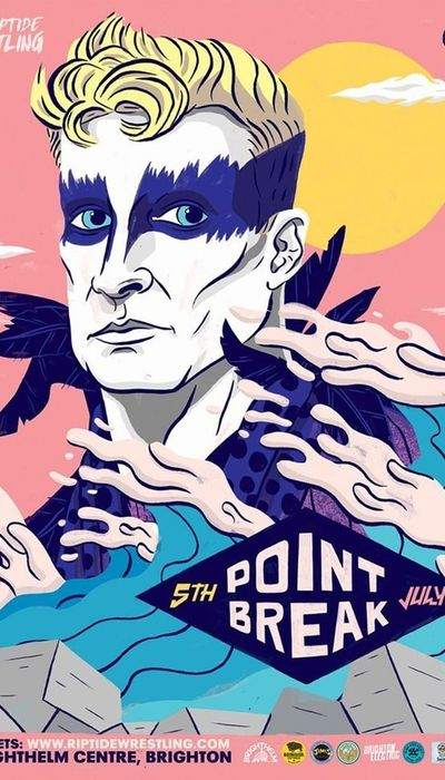 RIPTIDE Point Break 2019 movie
