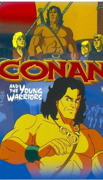 Conan y los jóvenes guerreros movie