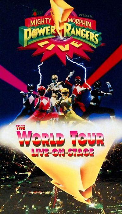 Mighty Morphin Power Rangers: Live movie