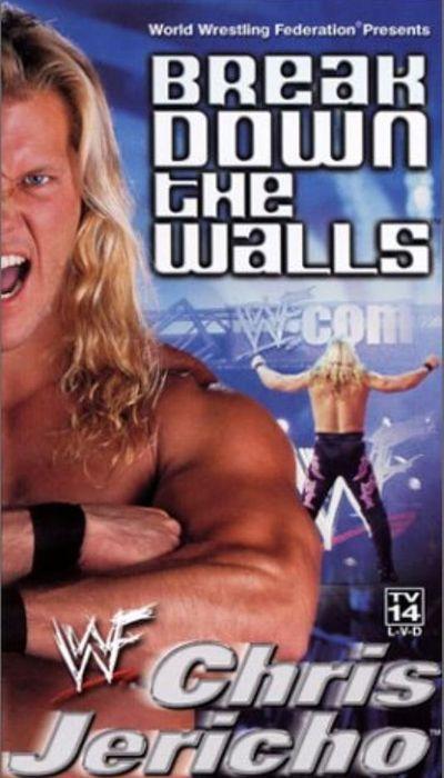 WWF: Chris Jericho - Break Down the Walls movie
