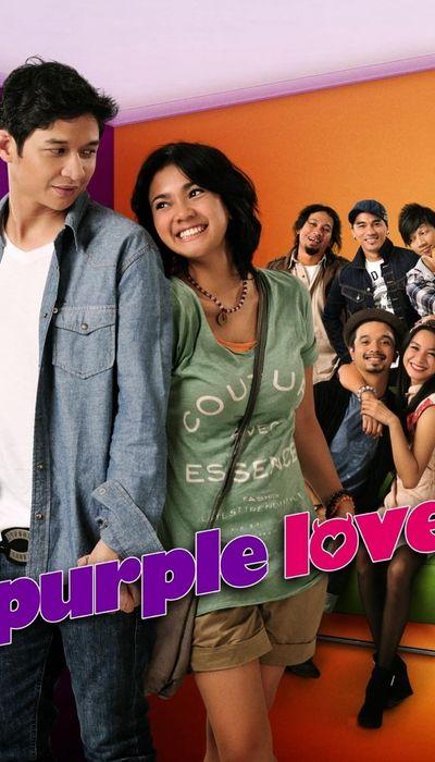 Purple Love movie