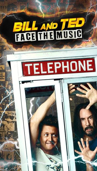 Bill & Ted Face the Music movie