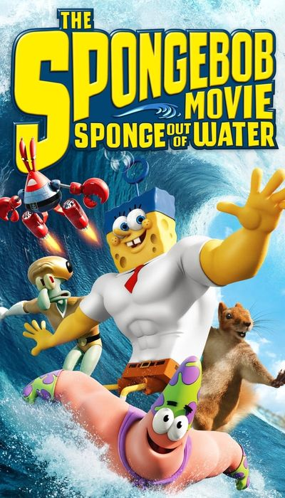 The SpongeBob Movie: Sponge Out of Water movie