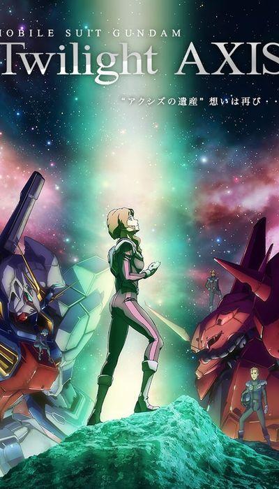 Mobile Suit Gundam: Twilight Axis movie