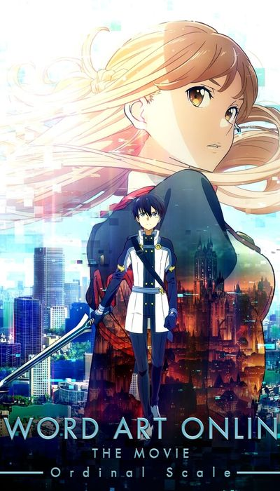 Sword Art Online: The Movie - Ordinal Scale movie