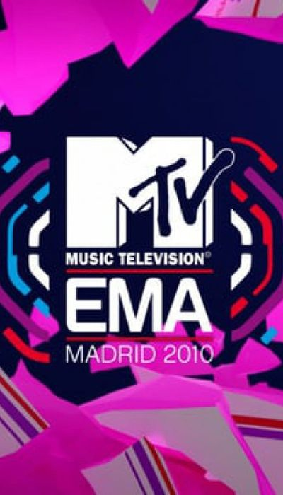 MTV EMA Madrid 2010 movie
