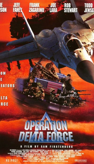 Operation Delta Force movie