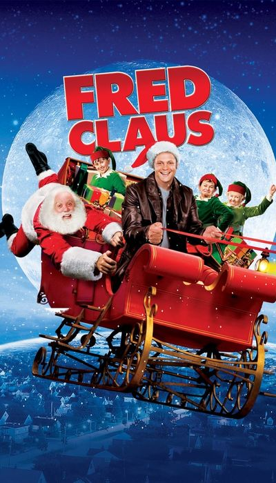 Fred Claus movie
