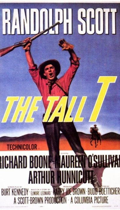 The Tall T movie