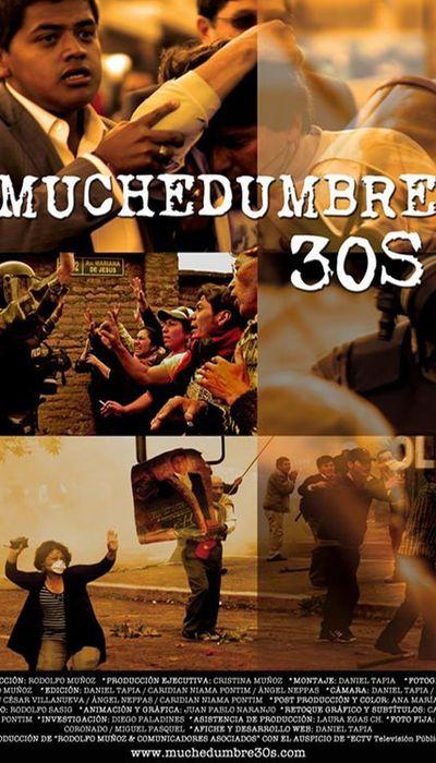 Muchedumbre 30s movie