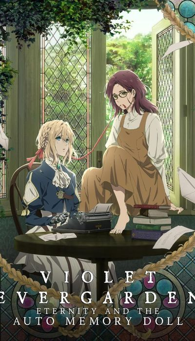 Violet Evergarden: Eternity and the Auto Memory Doll movie