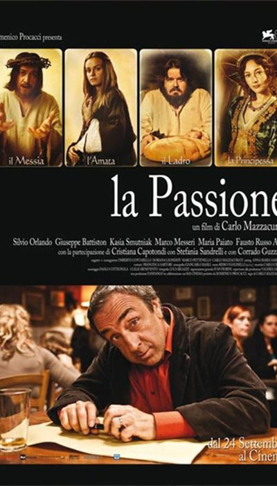 The Passion movie