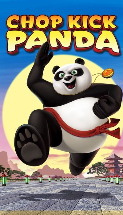 Chop Kick Panda movie