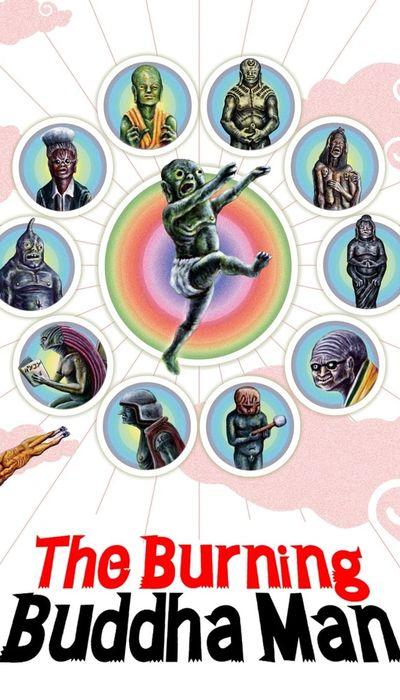 The Burning Buddha Man movie