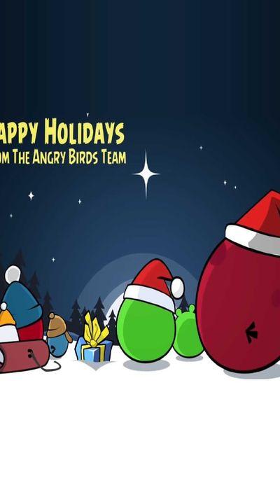 Angry Birds - Season's Greedings! movie